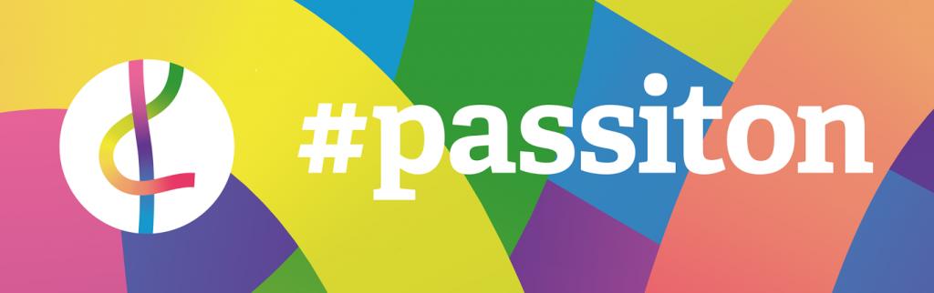 The #PassItOn Campaign Logo