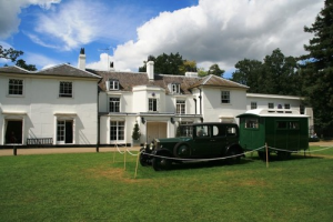 The White House at Gilwell Park