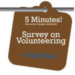 Survey on Volunteering