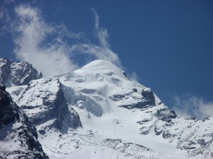 Baden-Powell Peak (5718m, Himalaya, Nepal)
