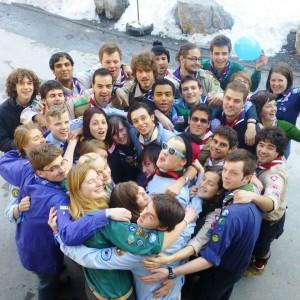 Agora 2013: Living Rover Scouting