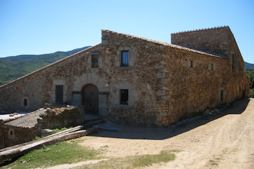 Mas Olivet Shelter in the Catalan Pyrenees