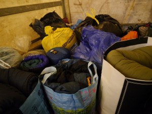 40 sleeping bags for Luxembourg's homeless