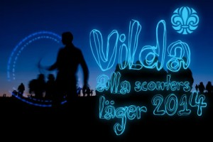 """Vilda 2014"", the Swedish National Jamboree attended by the Ventures from Igualada"