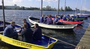 Small Group work aboard Lelievlet vessels