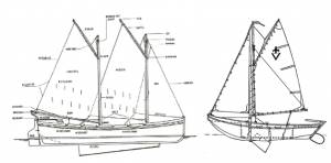 The B2 and Lelievlet Zeilsloeps: traditional vessels of Belgian Sea Scouts