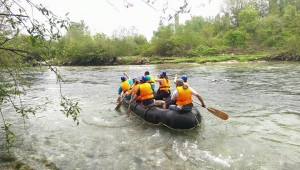 River Scouting is back on the right track!