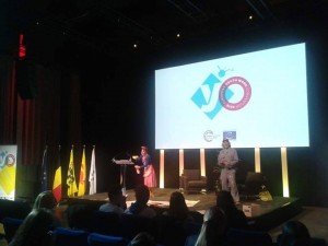 500 delegates of youth organisations gathered at the 2nd Youth Work Convention