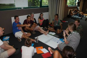 Exploring, discussing and apllying the concept of Youth Empowerment