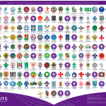 National Scout Badges