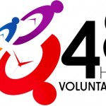 Logo of the 48Horas Voluntariado campaign